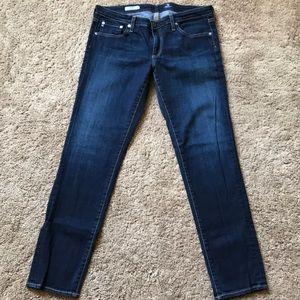 AG Jeans The Stilt Cigarette Jean